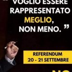 Referendum: votiamo NO